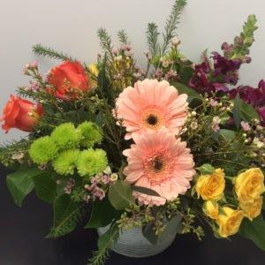 Corporate Event Floral Centerpieces
